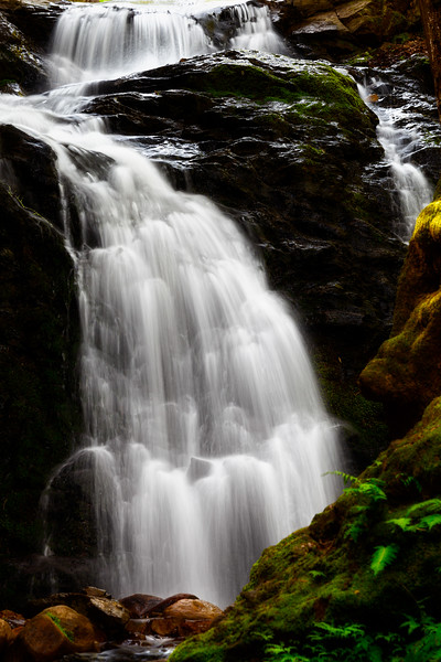 Upper Falls, Uvas Canyon County Park, 2010