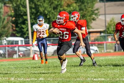2019 Freshman Yorkville Football
