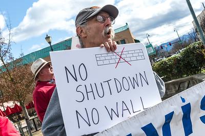 No Wall, No Shutdown!