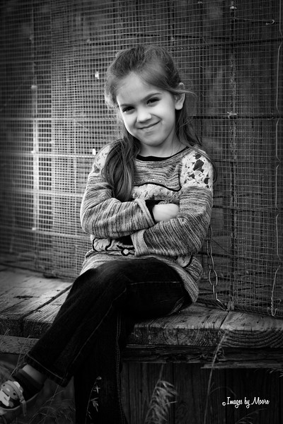 """""""Almost all grown up"""" Child Photo Session"""