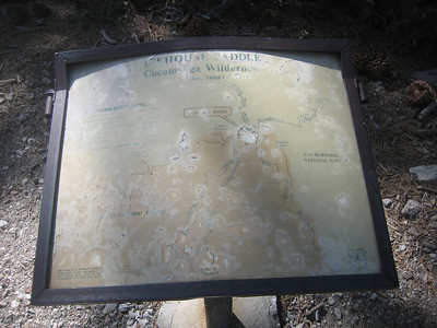 Cucamonga Peak 4-25-14