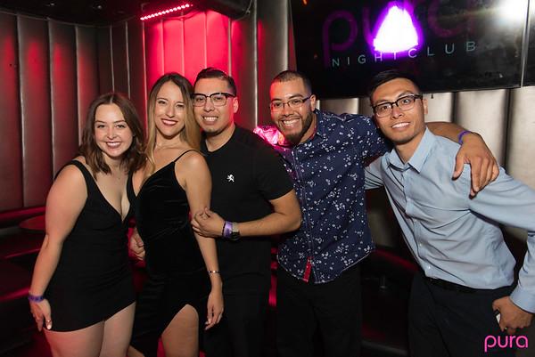 Pura Club 6.24.2017