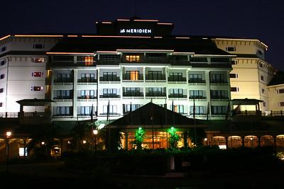 Le Meridien Hotel, Bangalore