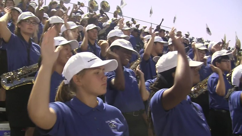 20170901 - Plano West Swag