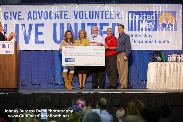 United Way Campaign Kickoff 2017