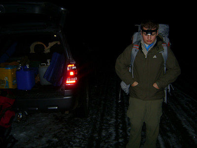 Winter Backpack - Dec 17-19