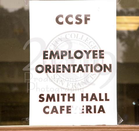 CCSF NEW HIRE ORIENTATION