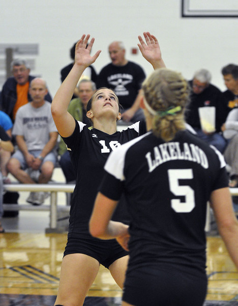 Lakeland Volleyball 2010