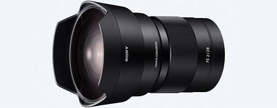 Sony FE 28mm F2 + Fisheye Conversion Lens