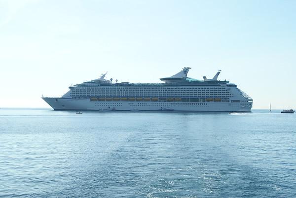 Our Mediterranean Cruise November 2008