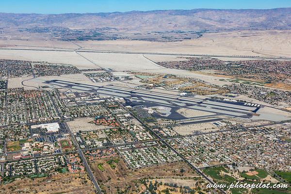 PSP - Palm Springs International Airport