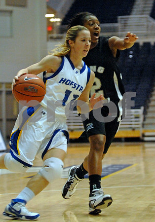 2007-11-27 Hofstra Women Basketball vs Long Island University