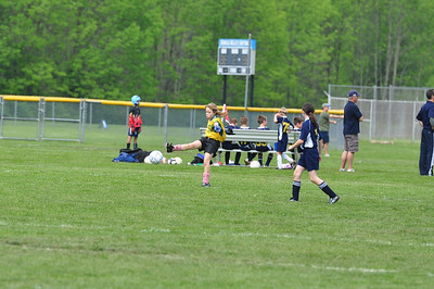 5.22.10 - U12 Girls - Mars (Gow) vs. Laurel