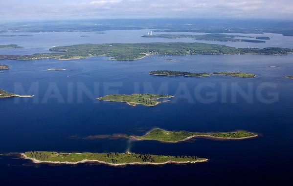 Casco Bay Islands, Maine
