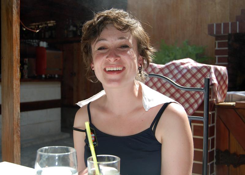 Smiling Piera - Lucy Rosario
