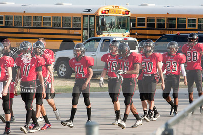 LHS JV RED - HHS 10/24/12