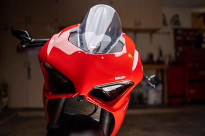 Ducati + Harley Shots