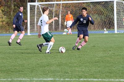 Boys Varsity Soccer vs.Deerfield Parent's Weekend 10.27.12