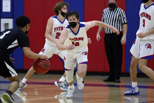 2020-21 Arcadia HS Varsity Basketball