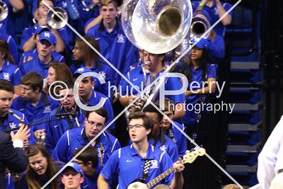 Band Basketball MSU & E.TN St. 2017