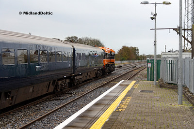 Portlaoise (Rail), 24-10-2017