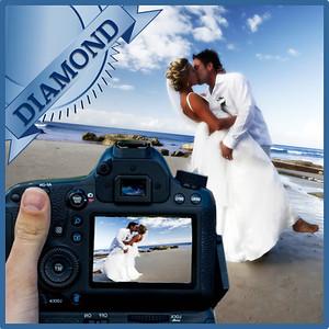 31106 Professional wedding day photography Diamond