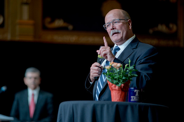 2016 JOHN GREGG - 2016 DEMOCRATIC CANDIDATE FOR INDIANA GOVERNOR