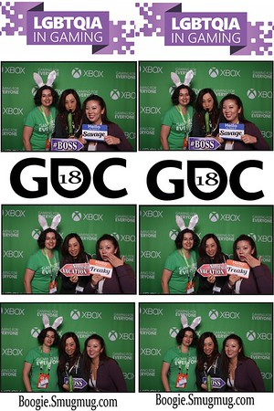 LGBTQIA in gaming GDC18