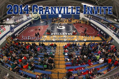 2014 Granville Invitational (12-06-14)