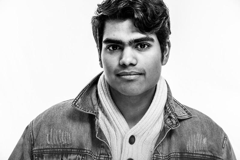 Nicholas Govindan Headshots