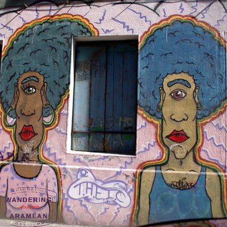 Street scenes from Montevideo, Uruguay