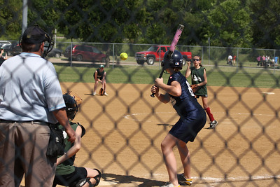 STA DPL Softball 6th Grade vs St. Pat's (5/11/208)