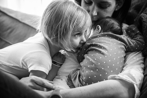 Maine Family Photographer - Project Motherhood: Annie