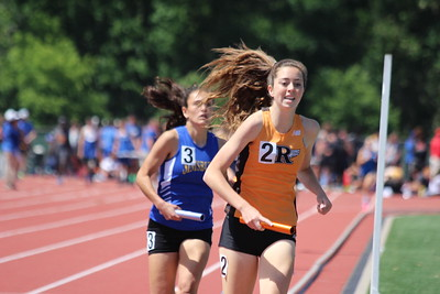Girls 4x800m Relay