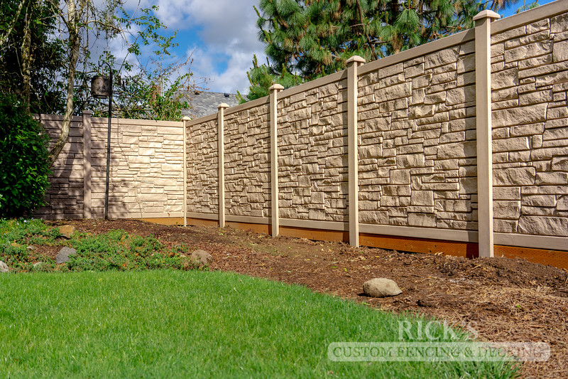 4001 - Allegheny Simulated Rock Fencing