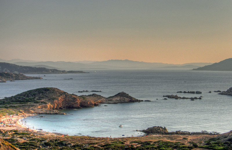 Before Sunset - La Maddalena Island, Olbia-Tempio, Italy - August 14, 2009