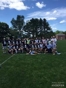 Alumni Soccer Game 2015