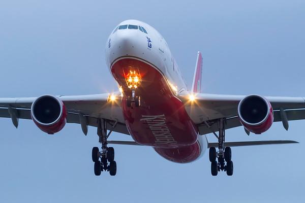 VT-VJO - Airbus A330-223