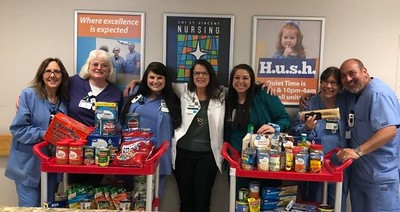 Values in Action Food Drive (April2019)