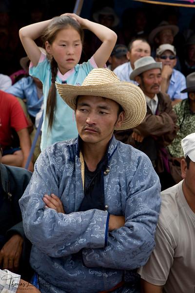 Annual Naadam Festival.