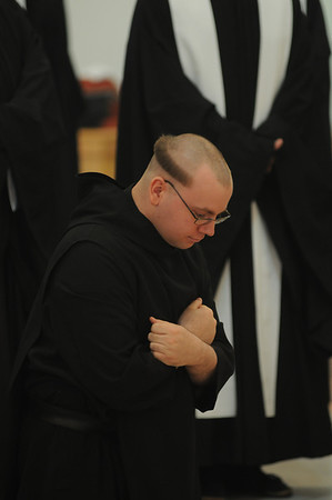 Solemn Profession - Br. Thomas Gricoski, OSB