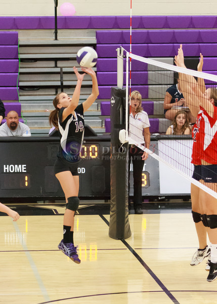 2012-09/25: Centennial High School vs. VVHS