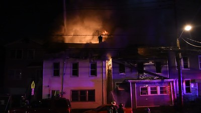 5th Alarm Fire on  Summer St Paterson, NJ