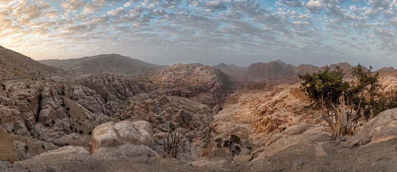 Petra Valley
