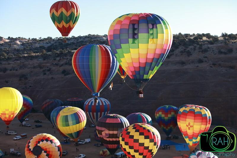 Gallup Balloon Fiesta 2015