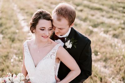 Karen + Zach Wedding