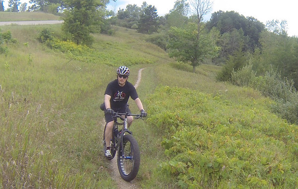 Random Fatbiking Excursions