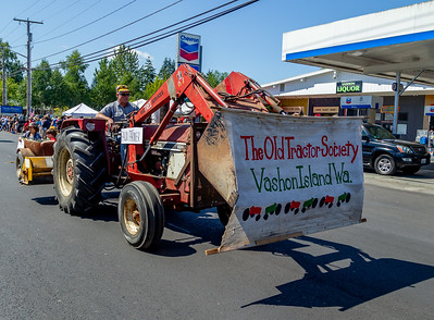The Grand Parade Set five: Vashon Island Strawberry Festival 2018