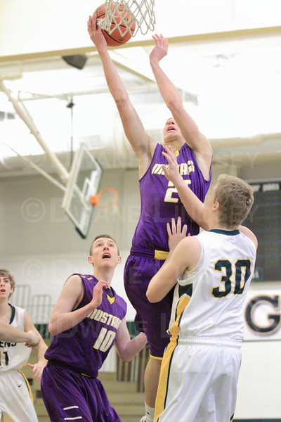 JV - Rolling Meadows vs Elk Grove 01-26-13