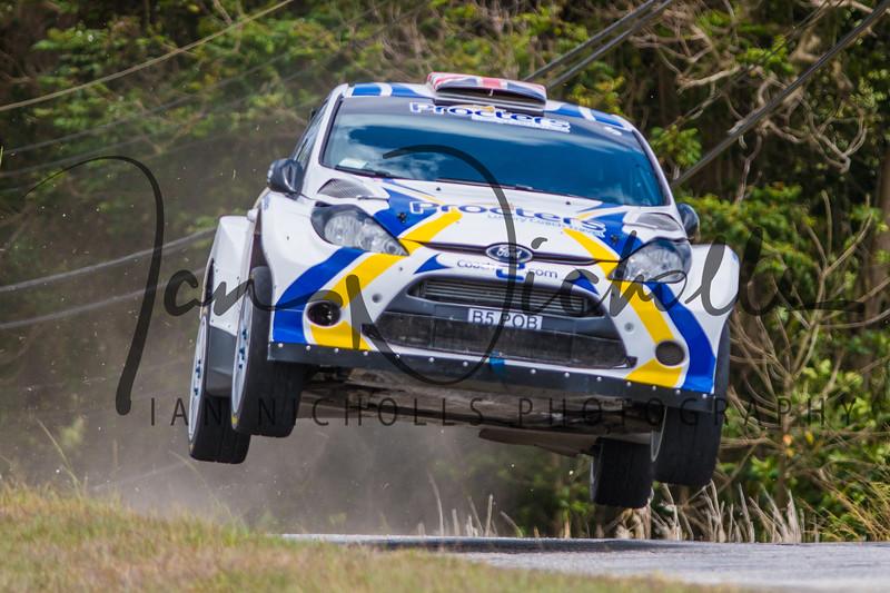 Rally Barbados 2018